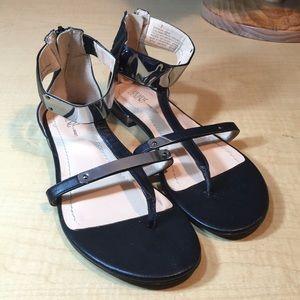 👄PRABAL GURANG gladiator flat sandal shoes 7